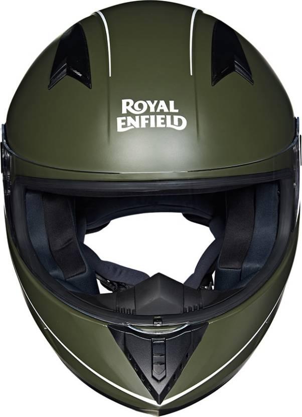 royal enfield brand helmet in india