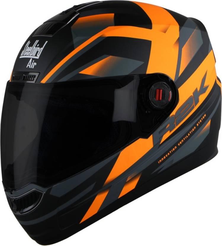 steelbird r2k full face helmet for royal enfield