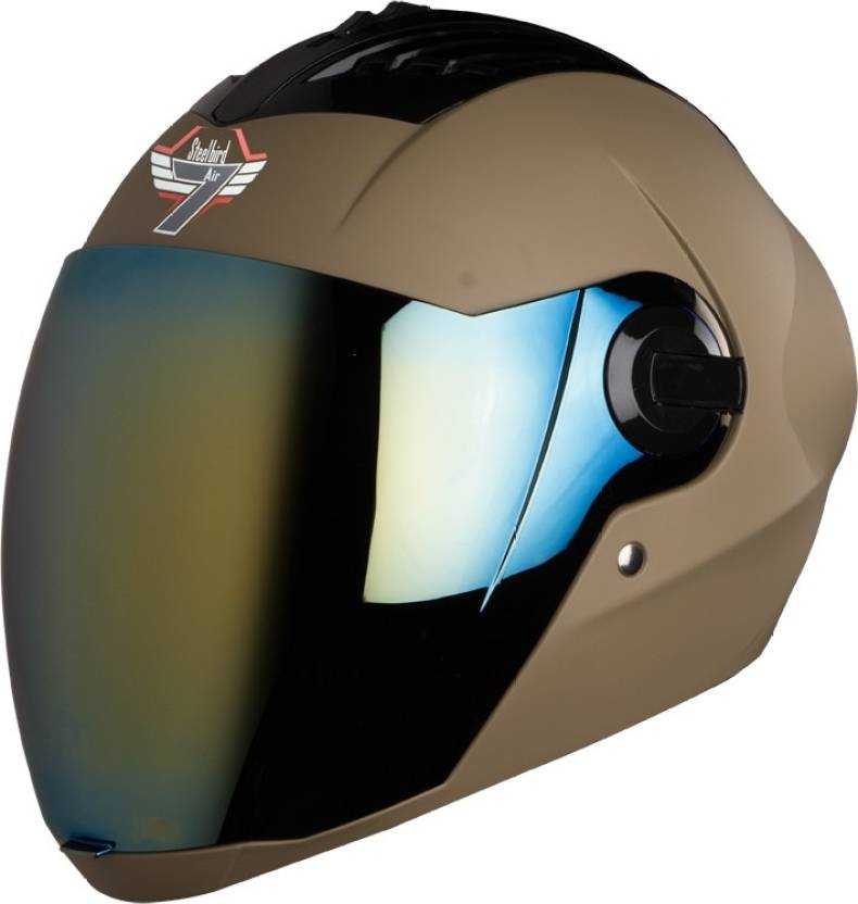 Steelbird Exclusive SBA-2 7WINGS Full Face Helmet in India