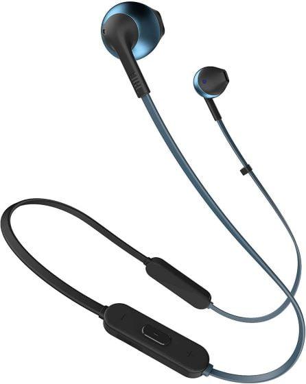 JBL T205BT Pure Bass Wireless Bluetooth earphone under 2000 in India