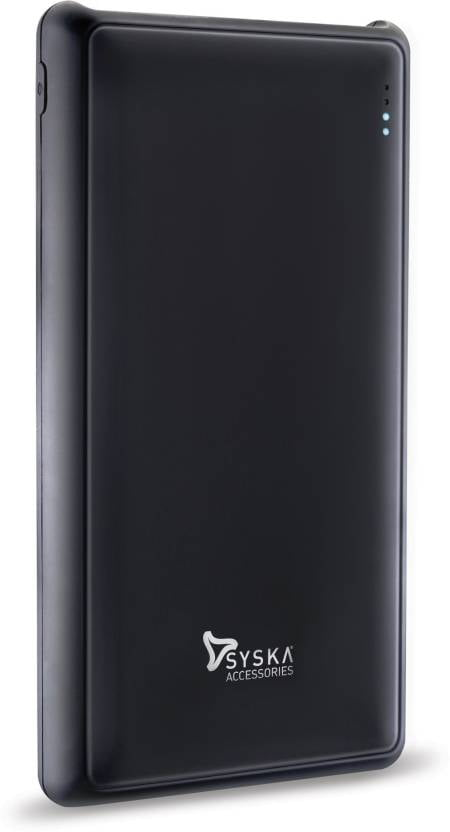 syska power bank 20000mah in india