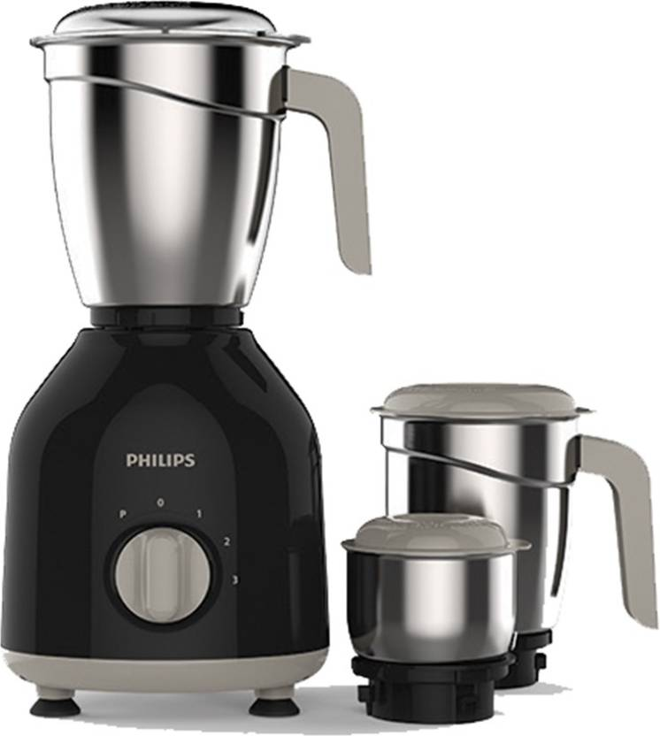Best Philips Daily Collection HL7756/00 750 W Mixer Grinder with 3 Jars India