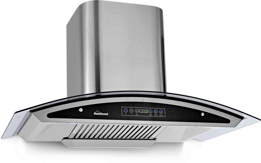Sunflame INNOVA 90 AUTO CLEAN Auto Clean Wall and Ceiling Mounted Chimney in India