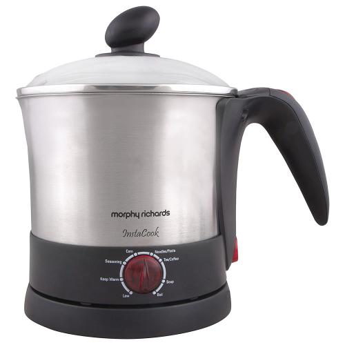 Buy Morphy Richards InstaCook Multi-purpose Electric kettle for Noodle, Pasta, Maggi, Boiling Milk & Beverage India