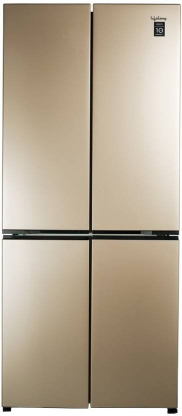 Lifelong 500 L Frost Free Multi-Door Refrigerator Review Online in India
