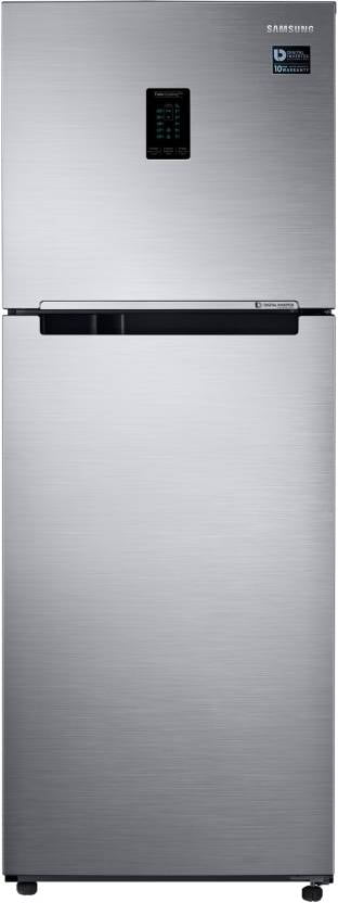 SAMSUNG 324 L Frost Free Double Door 3 Star Convertible Refrigerator Review Online in India