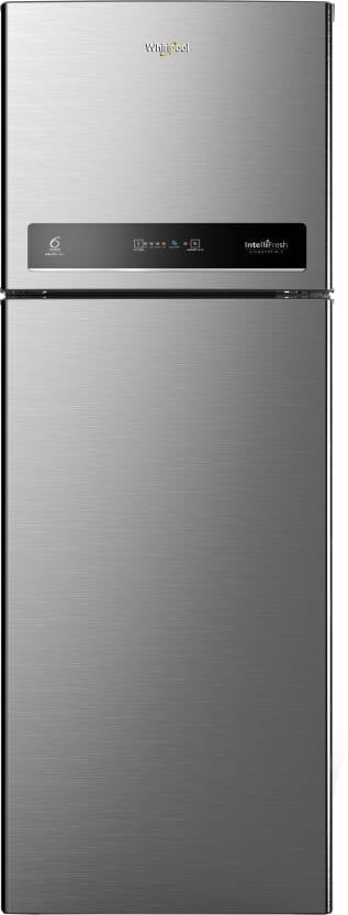 Whirlpool 265 L Frost Free Double Door 3 Star Convertible Refrigerator Review Online in India