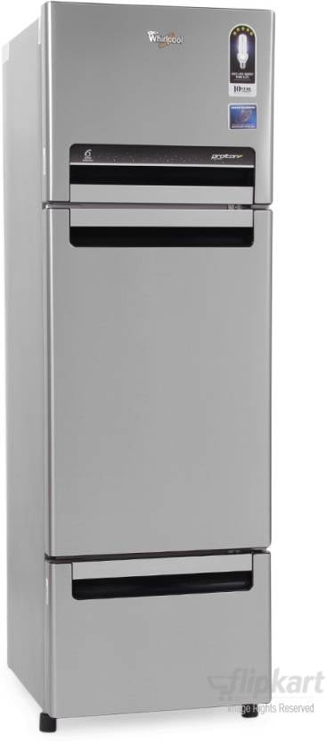 Whirlpool 330 L Frost Free Triple Door Refrigerator Review Online In India